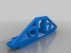 Anet a8 Frame Brace Front