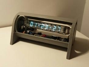 Vacuum Fluorescent Tube Clock