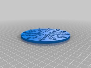 Unit Circle Coasters