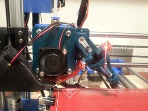 Bowden mount, optical autolevel and direct drive extruder for the Wilson TS or similar I3 based printer