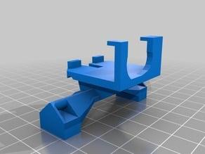 JX 1171MG servo mount for WPL double axle