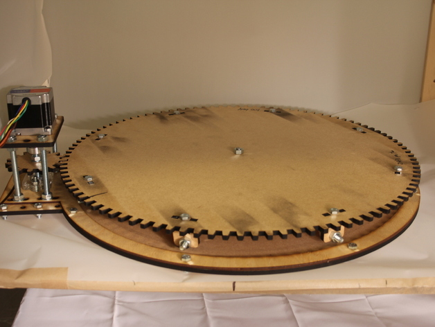 WPLS -  Photography Lazy Susan