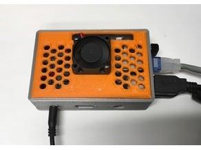 3010 5v Fan Top for Orange Pi PC Case