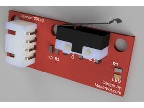 MakerBot Endstop Model