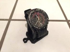 Generic Watch Stand: Modular Vertical Piece