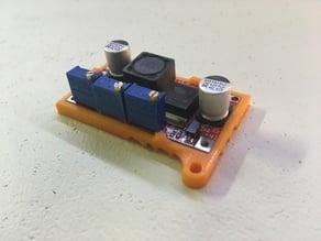 Support LM2596S DC-DC abaisseur module d'alimentation réglable