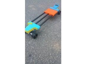 DoSimpleCarbon v2 Frame - Electric Longboard