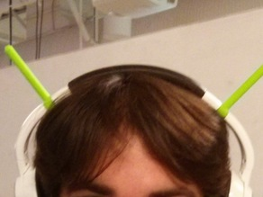 Android Antenna Headphone Bracket