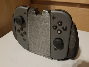 Nintendo Switch Comfort Grip (no support)