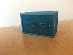 The Climbers Board Game Piece