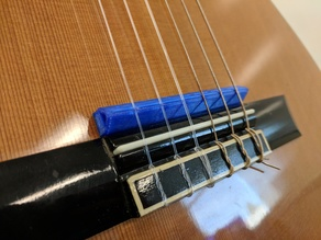 Classical Guitar String Mute
