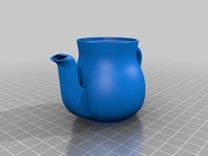 Smily Mini Teapot Set