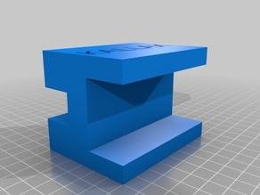 IKEA Kallax Desk Tool