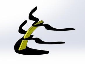 Brillen-Gestell-Träger