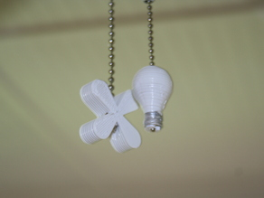 Pull-chain Finials for Ceiling Fan