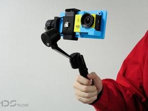 3 Axis Handheld Stabilizing Gimbal Dock for SJ4000