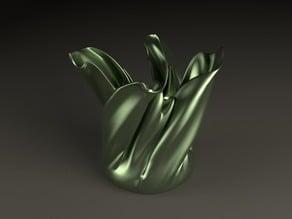 Cloth Vase