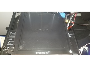 Simple Easy Ender 5 Bed Calibration
