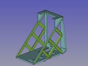 ATX PSU mount