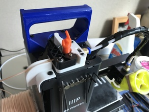 Large carrying handle for Monoprice Select Mini