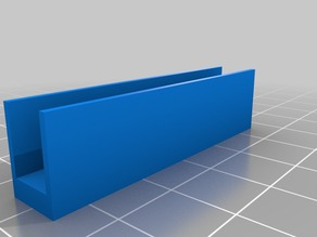 My Customized Laird's  Replicator Print Bed Adjuster