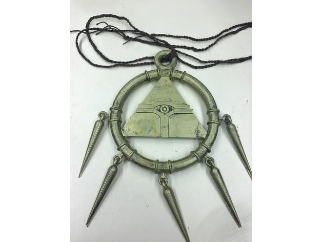 Yu Gi Oh Millennium Ring By Meevchan