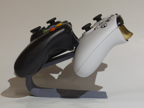 Dual XBOX Controller stand