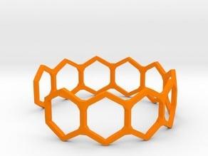 Mel (Hexagonal Bracelet)