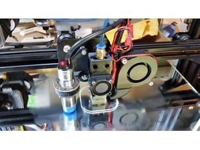 Mosquito Hot end mount CR-10S