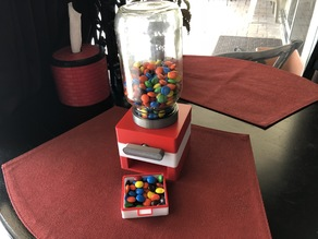Easy Print No Support Modular Candy Dispenser