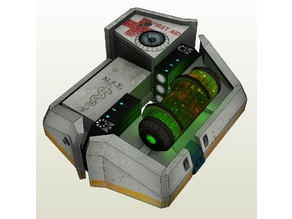 Combine First Aid from Half Life 2