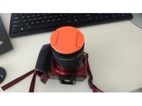 55mm Camera Lens Cap