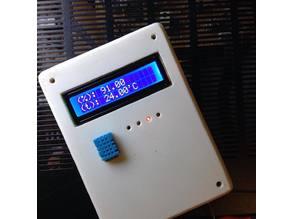 Arduino weather station. Smart home arduino.