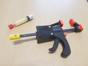 5CC Flux Dispenser (from Quick Release Clamp)