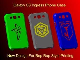 Ingress - Galaxy S3 Phone Case Set (Rev 2)