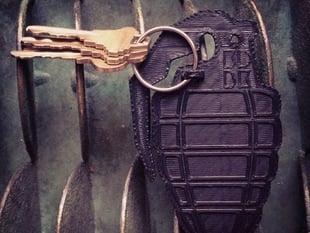 Grenade Key Clip