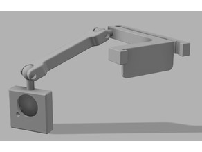 Ender 3 Mount for Wide Angle Raspberry Pi Camera