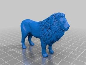 Lion Voronoi