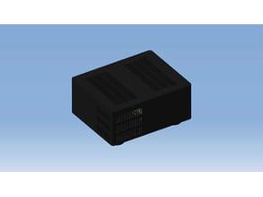 Raspberry Pi 2/3 B+ Case - Mini Hifi style - PiMusicBox