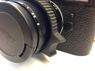 Focustab for LEICA SUMMICRON-M 50 mm f/2