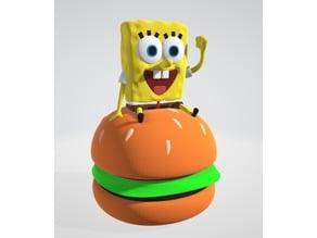 Sponge BOB - Figurine - Objoy
