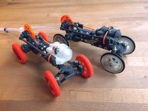 Vapemobile: Pneumatic Toy Car