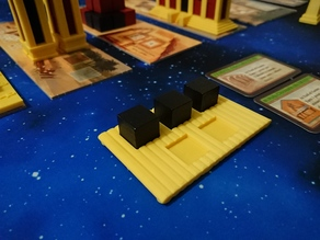 Imhotep Boardgame Sled (15mm)