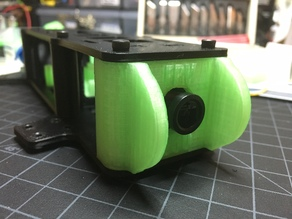 r.250 35mm Camera bumper with built in standoffs