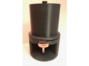 Moka Express Espresso 6 Cup Funnel Filler