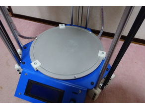 200mm Grass Plate on 220mm heatbed