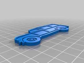Land rover keychain