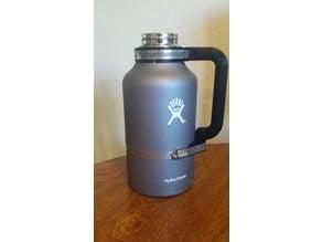 64oz Vacuum Flask Growler Handle