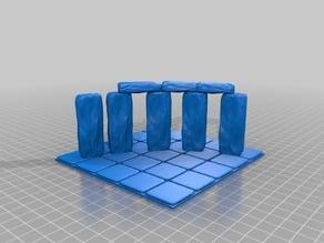 OpenTerrain Stonehenge