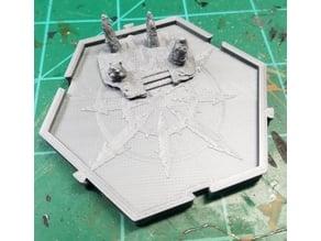 Planetary Empires Tiles - Chaos